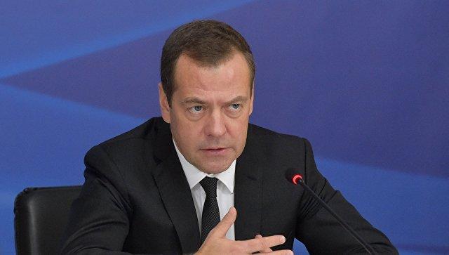 Дмитрий Медведев освободил от должности Олега Рыжкова