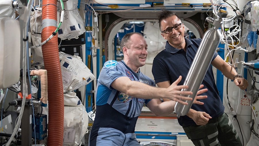 Three Expedition 54 crew mates are in the final week of their mission and are packing up for a return to Earth Feb. 27. https://t.co/MaH3Umi0us