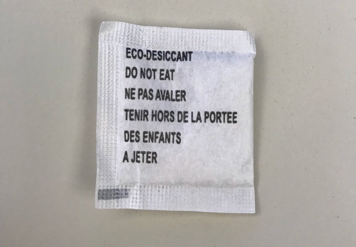Image result for do not eat packets