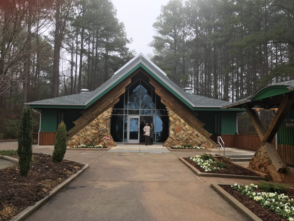 Park And Recreation On Twitter Have A At The New Improved Shelter Jetton It S Now An Enclosed Pavilion Available For Weddings
