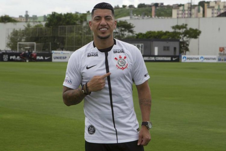Ralf é apresentado no Corinthians e pode estrear já na Copa Libertadores https://t.co/LNdhEqfdsN