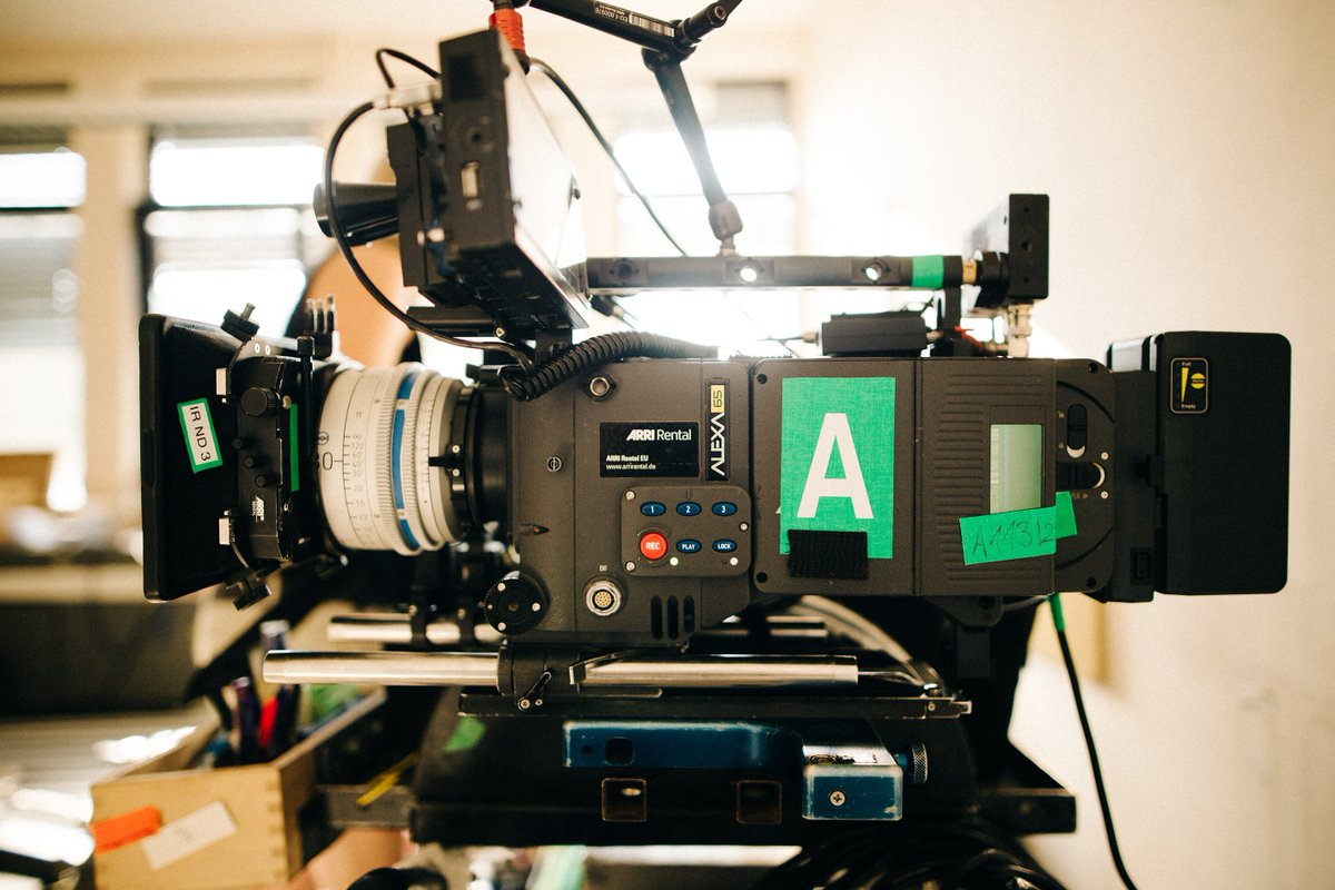 Arri On Twitter The Filming Of Parfum Is Complete The Six Part