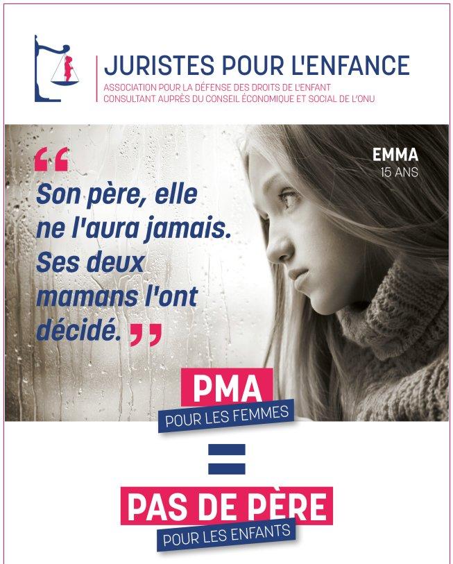 C'est vrai qu'elle a pas de chance, 'Emma, 15 ans' : déjà qu'elle a des hémorroïdes, une dépression et qu'elle vit en Alsace, si en plus le lobby LGBT lui enlève son papa… https://t.co/EIdTytv9G8