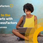 Fact: 100M people use SAP SuccessFactors' comprehensive and global #HCM solutions, including core #HR, talent management and analytics. #Upgrade2Success https://t.co/8iBF1MJn02