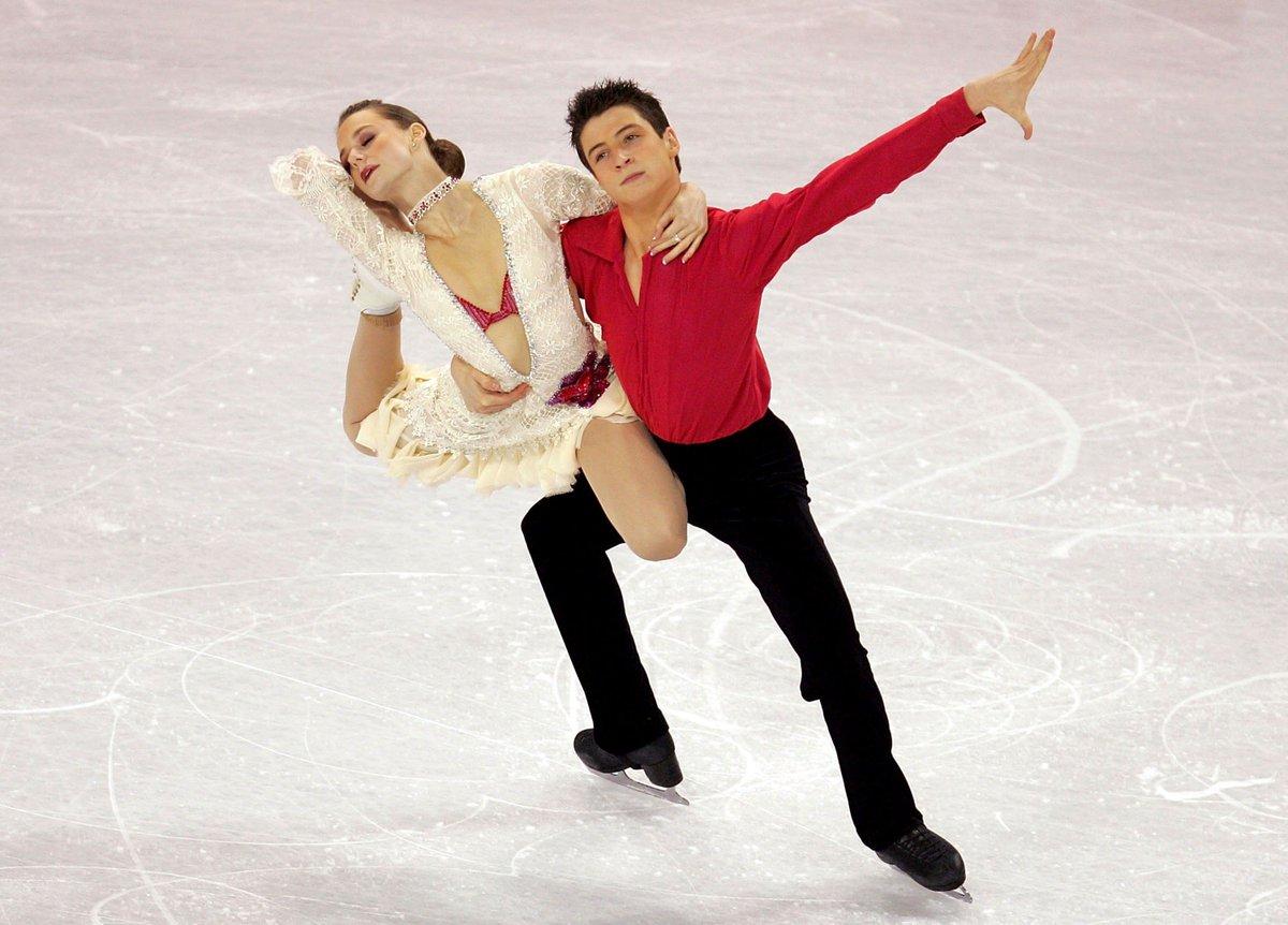 Tessa and Scott ⛸️  20 years of magic ✨...