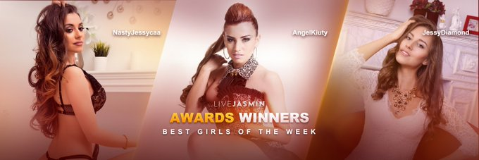 Who are the new #BestGirlsOfTheWeek? Find out now! 🥇 @angelkiuty 🥈 @NastyJessycaa 🥉 JessyDiamond https://t