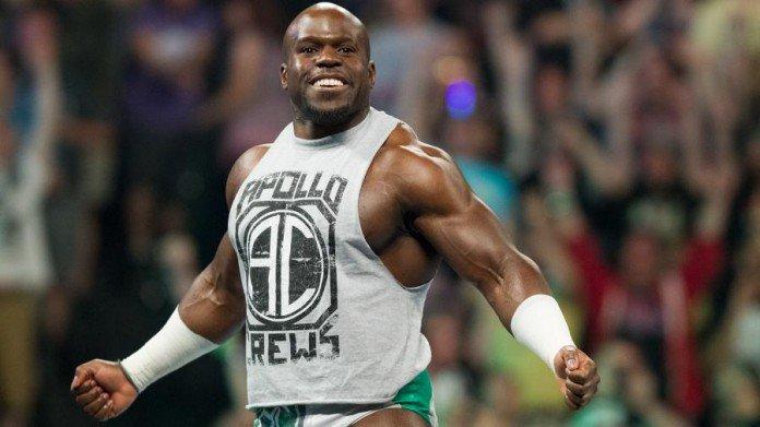 Why WWE Changed Apollo Crews' Name https...