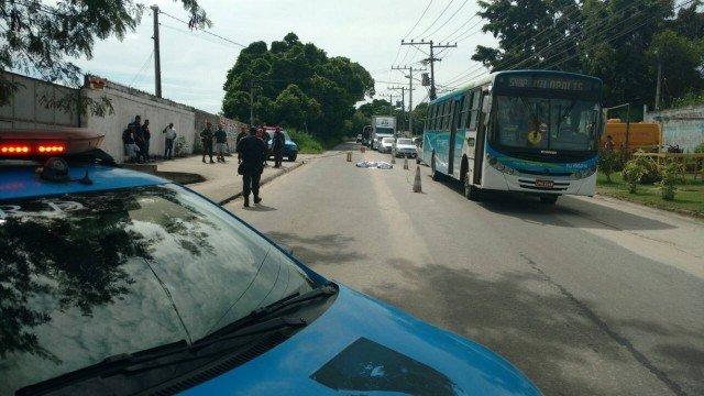 Sargento do Exército é morto em arrastão na Zona Oeste do Rio; vídeo https://t.co/7tHObwgejg