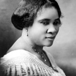 The 1st self-made African American millionaire, Madame CJ Walker was also a civil rights activist.  In 1917, she joined the delegation traveling to the White House to petition President Woodrow Wilson to make lynching a federal crime. #BlackHistoryMonth #PowerInOurVoice #DST105