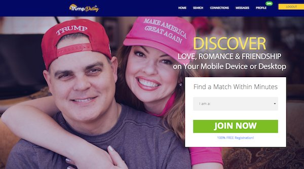 Man featured on 'Trump Dating' site has child sex conviction https://t.co/DuBNPPSQVx