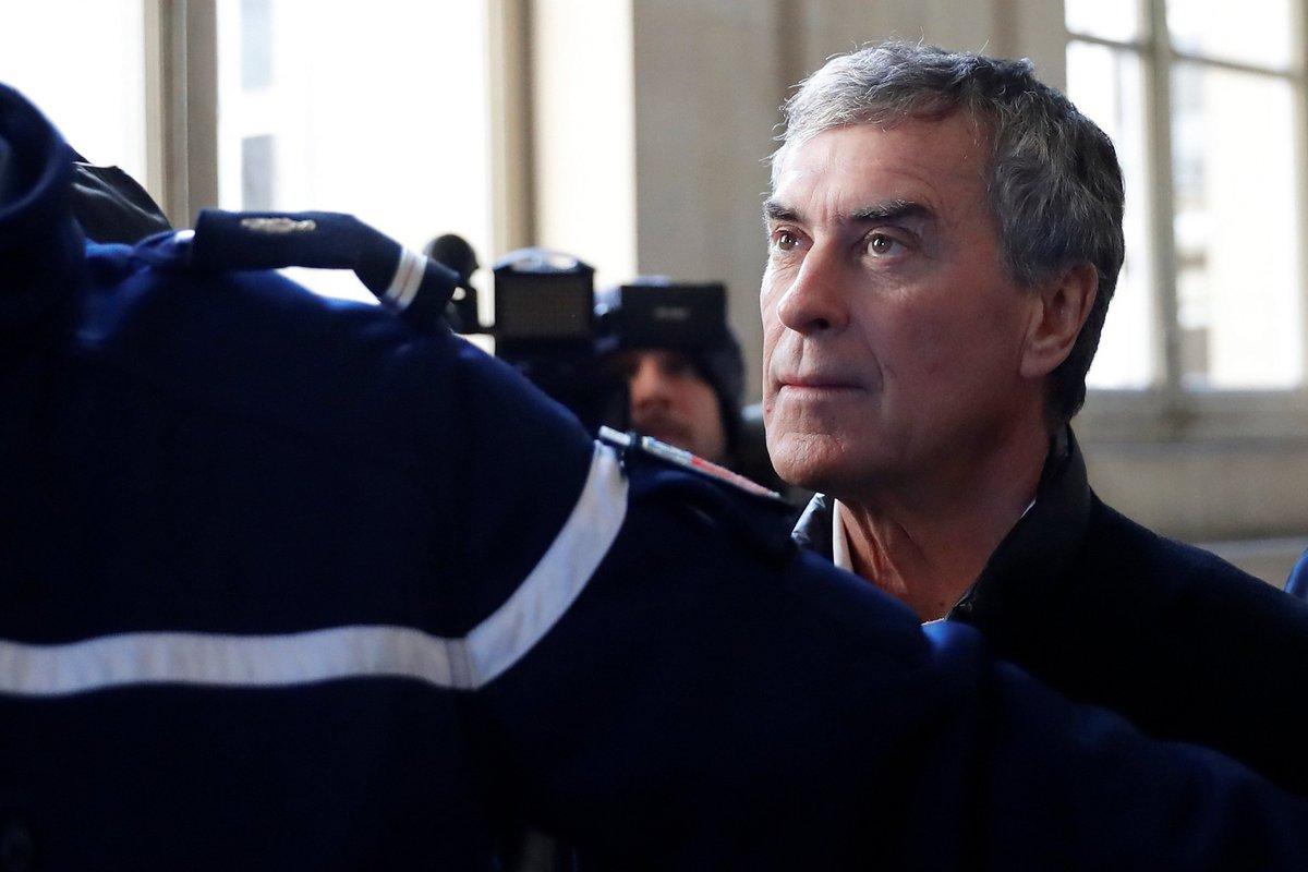 🔴 Fraude fiscale : trois ans de prison ferme requis contre l'ex-ministre du Budget Jérôme #Cahuzac