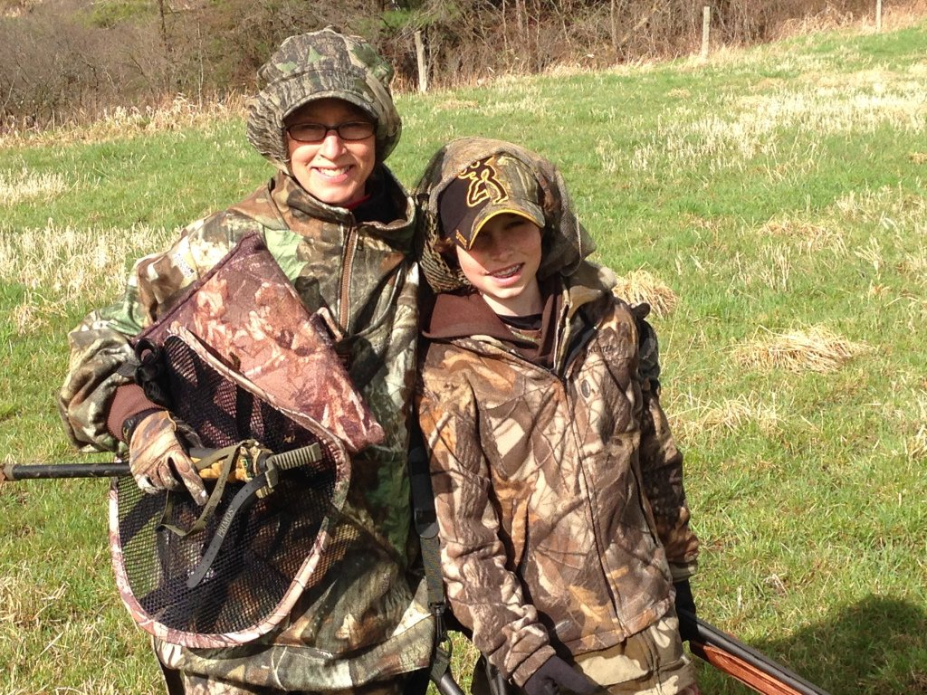 Mentoring New Hunters inVermont https:/...