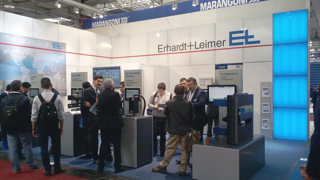 """Minimum Gmbh erhardt+leimer gmbh on twitter: """"this morning the tire expo in"""