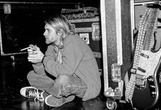 Happy 51st Birthday, Kurt Cobain.