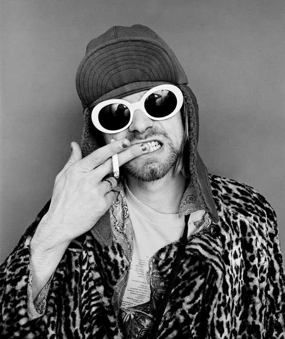 Kurt Cobain would have been 51 today.  Happy birthday Kurt 🌹  To commemorate, look back at the grunge prince in conversation with punk historian Jon Savage: https://t.co/SDOwclHEaU  Photography Jesse Frohman