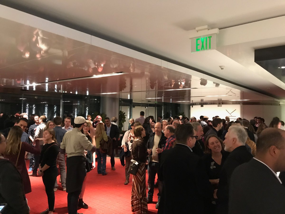 test Twitter Media - These @wesleyan_u alums in LA turn out to show love for film professor & extraordinary mentor Jeanine Basinger https://t.co/9qGWtAC7dn