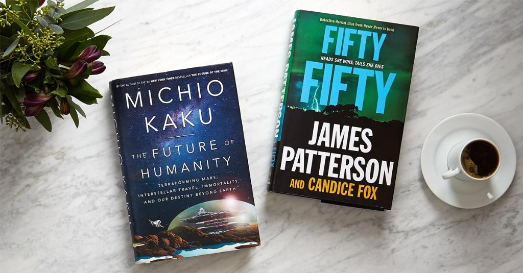 How do you take your coffee? We prefer ours with a side of great reads: spr.ly/6010DuqZQ #NewReleaseTuesday