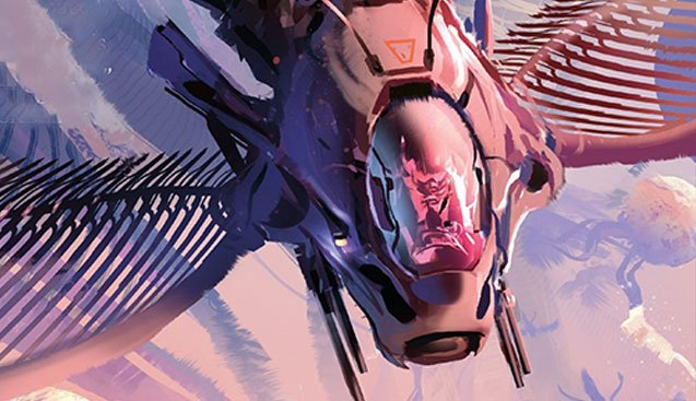 This weeks new sci-fi & fantasy books: Sun-eating spiders, sentient warships, and ambiguity machines. bit.ly/2EDVu3q