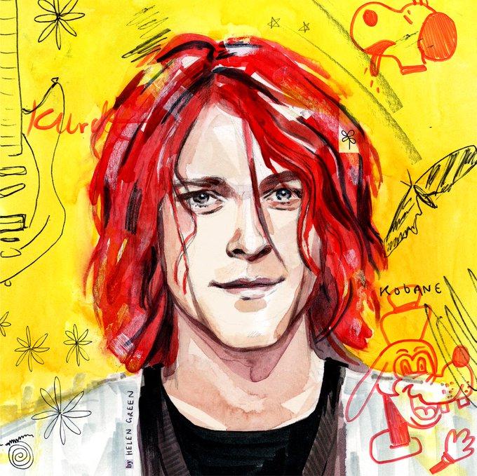 Happy Birthday Kurt Cobain!