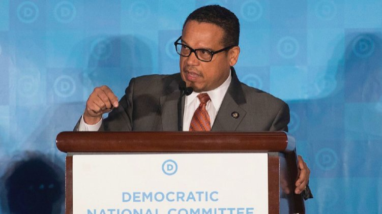 Top Democrat can't shake questions on 2013 dinner meeting that Louis Farrakhan also attended https://t.co/xANjNQBYmR