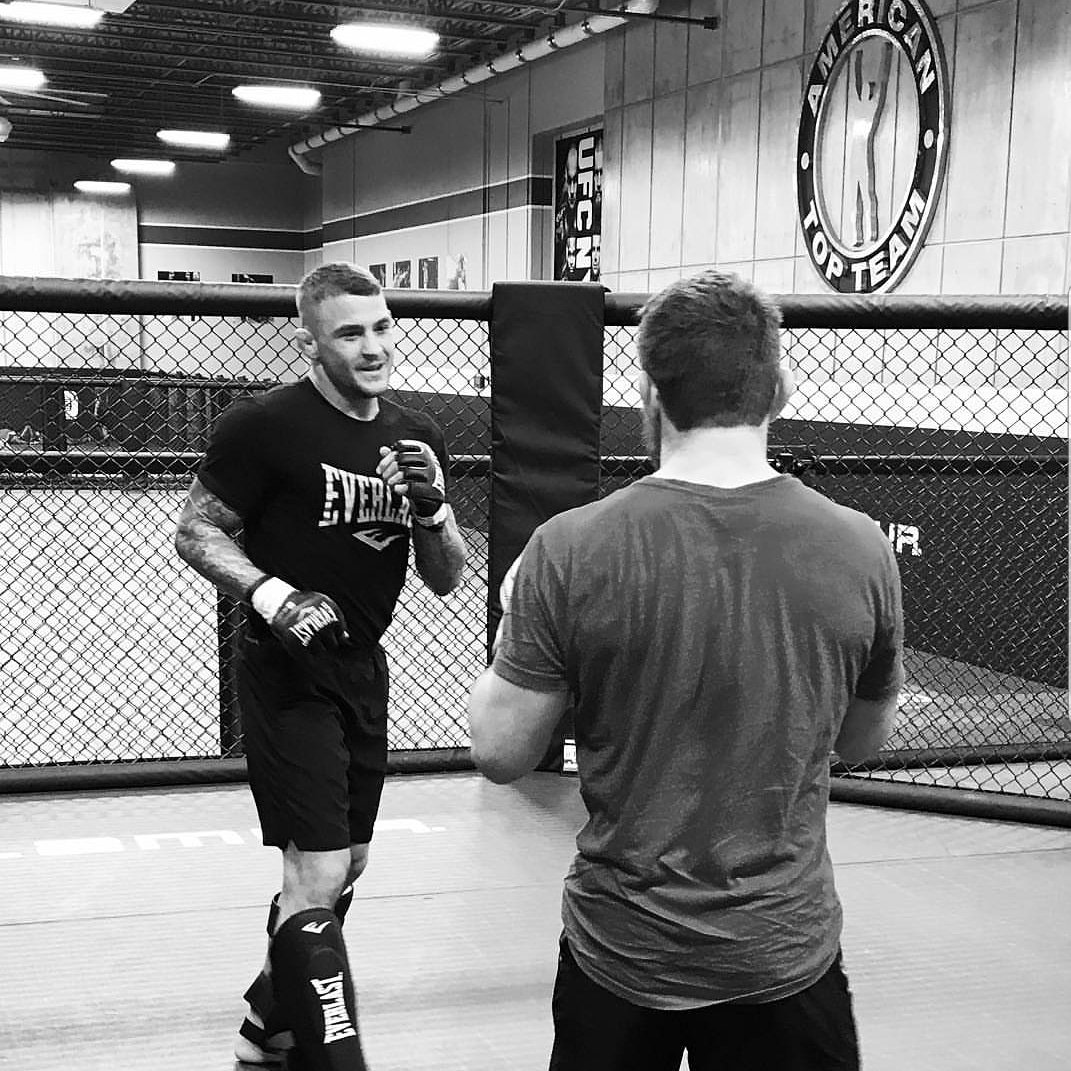 Reps with a combat sports guru  Focused on the path to UFC On Fox https://t.co/7spRrWlFkh
