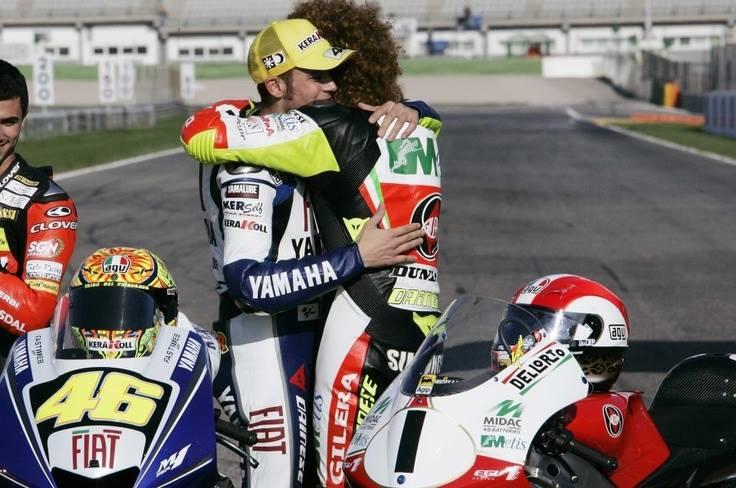 """Rossi: """"Morte di Simoncelli devastante: non lo superi, ho continuato per ... - https://t.co/7mDzND9dMF #blogsicilianotizie #todaysport"""
