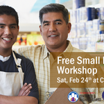 Want to open a your own business? Let the library & @LACountyDCBA help you! Free workshop at City Terrace Library on 2/24. RSVP today: https://t.co/TprBVDp4JU