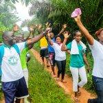 Image for the Tweet beginning: Community Health Workers work each