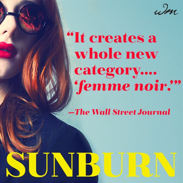 NYC Readers: join us at the UWS @BNBuzz tonight at 7pm (EST) for an event with bestseller @LauraMLippman and @AoDespair celebrating release of SUNBURN