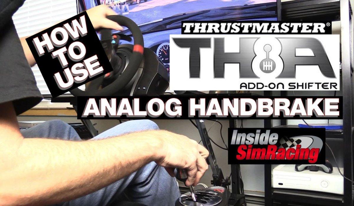 Sim Racing Handbrake