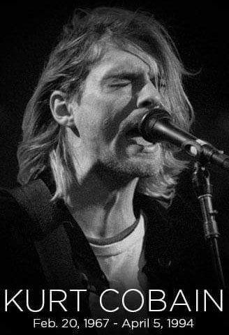 Happy! Birthday! Kurt! Cobain! Warm.Prayers.Sent.