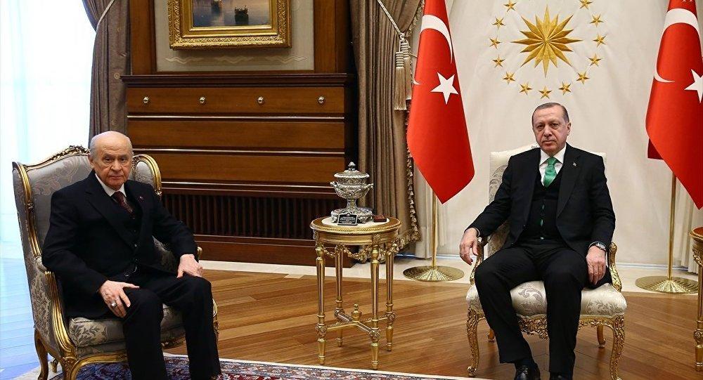 AK Parti-MHP ittifakının adı belli oldu...