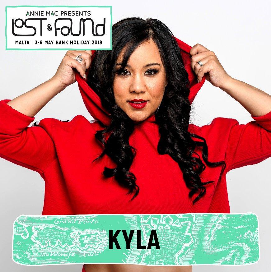Kyla British Singer