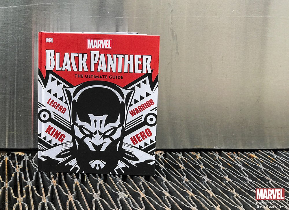 Tactician, strategist, scientist, tracker, and a master of all forms of unarmed combat—meet TChalla, warrior king of Wakanda, also known as Black Panther, in our latest #Marvel Ultimate Guide! bit.ly/2Eg4m3b