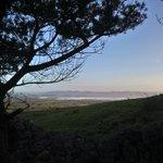 Image for the Tweet beginning: Climbing knocknarea on a Tuesday
