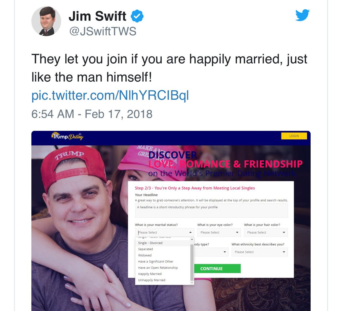 Unhappily married website