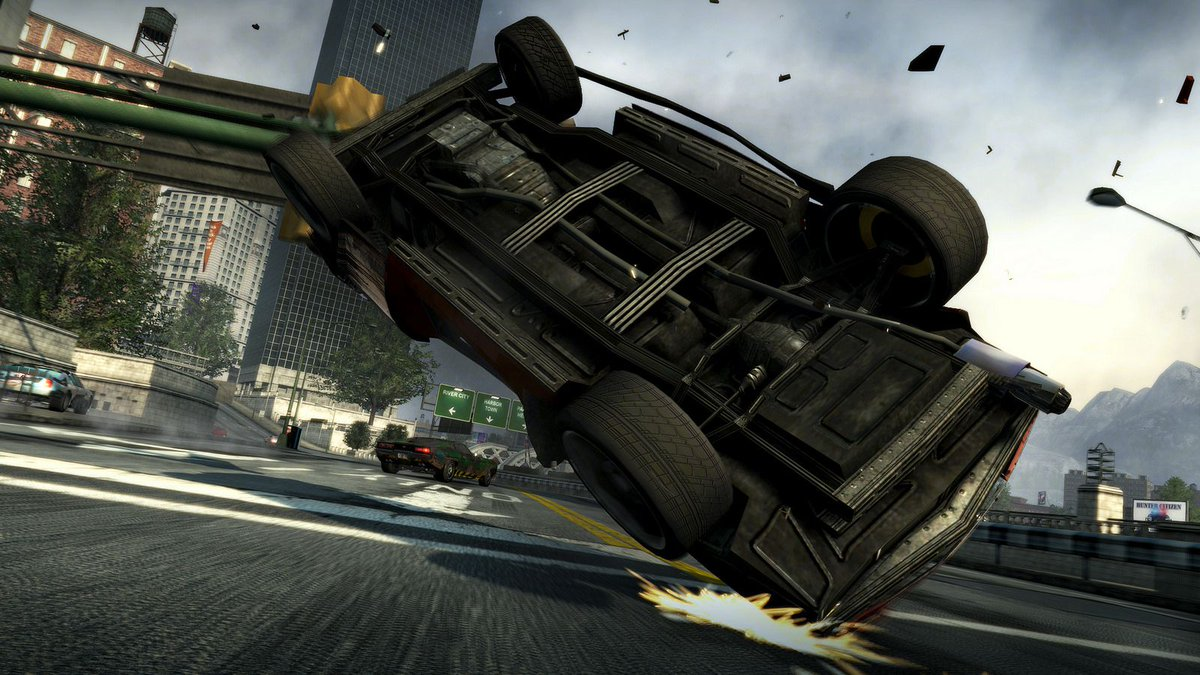 Burnout Paradise is getting remastered for modern consoles in March: https://t.co/m5ooJy4LSS