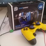 Image for the Tweet beginning: check out my @ScufGaming controller!!!