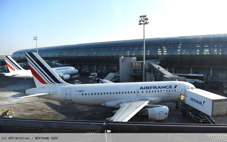 Grève quasi unitaire jeudi pour de meilleurs salaires à Air France https://t.co/gaF8UYwYQL