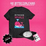 Image for the Tweet beginning: 🎁10 DAYS BYTECOIN GIVEAWAY🎁 The 9th