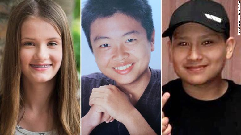 The US Army is awarding the Medal of Heroism to three students killed in the Florida school shooting.  Alaina Petty, Peter Wang and Martin Duque were cadets in Marjory Stoneman Douglas High School's Junior Reserve Officers' Training Corps program https://t.co/UvO8TRunkw
