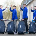 Kit collected and Team Scotland are ready to go for Gold Coas...