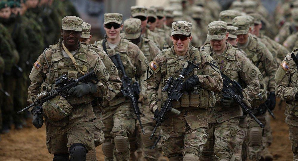 ABD ordusu, Rusya ve Çin'le savaşa hazır...