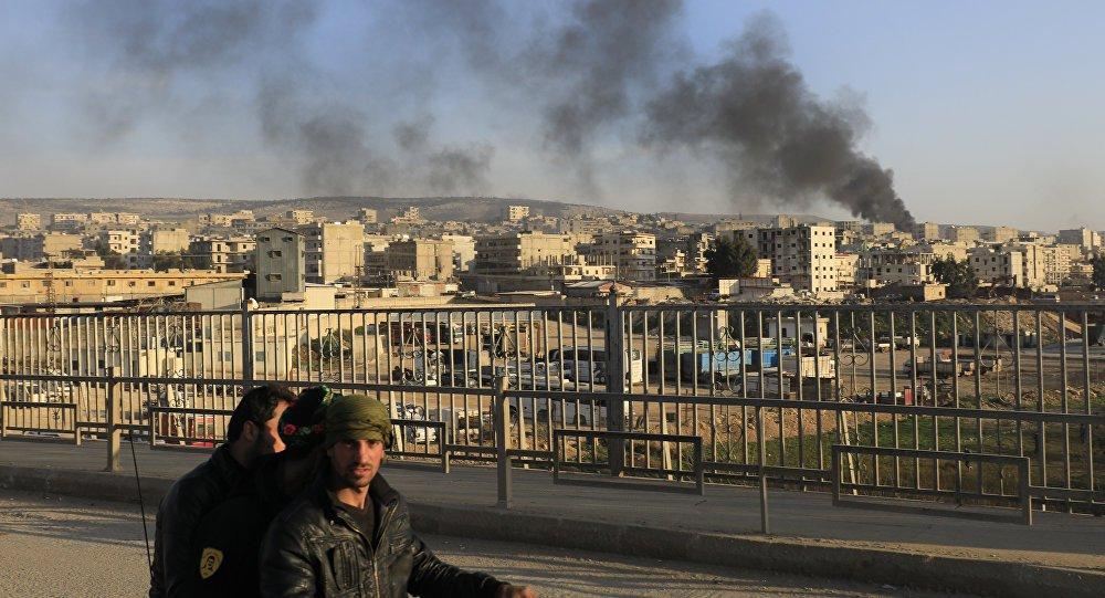 Almanya: Afrin kuşatması sivillerin acı...