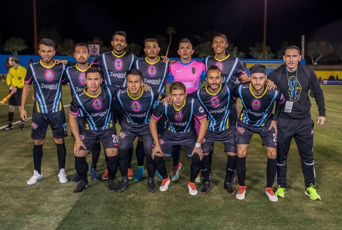 Las Vegas Lights FC on Twitter:
