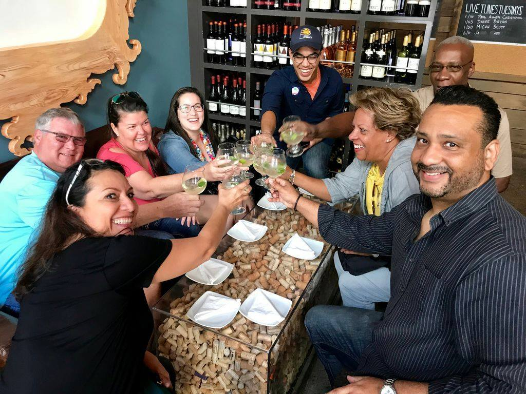 Make a reservation with @wpbfoodtours. E...