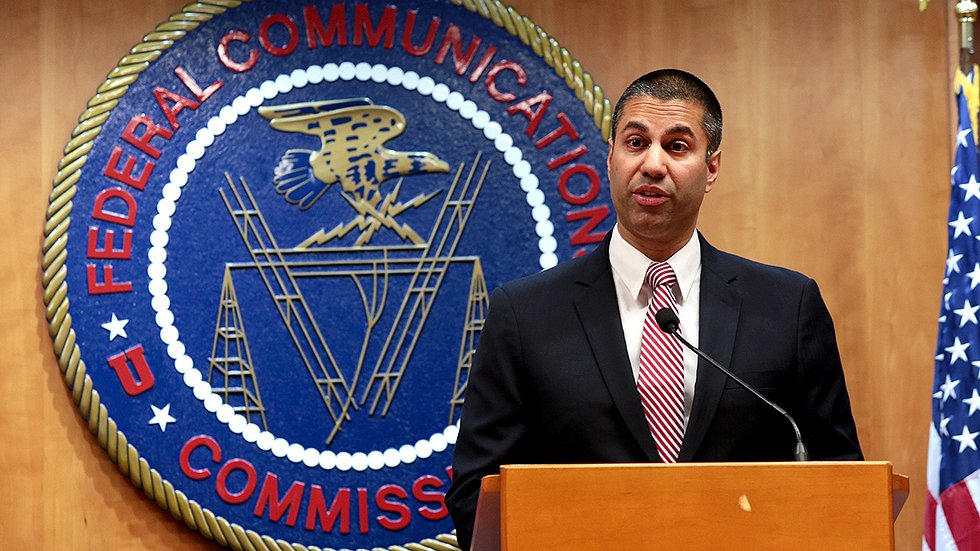 JUST IN: FCC to officially rescind net n...