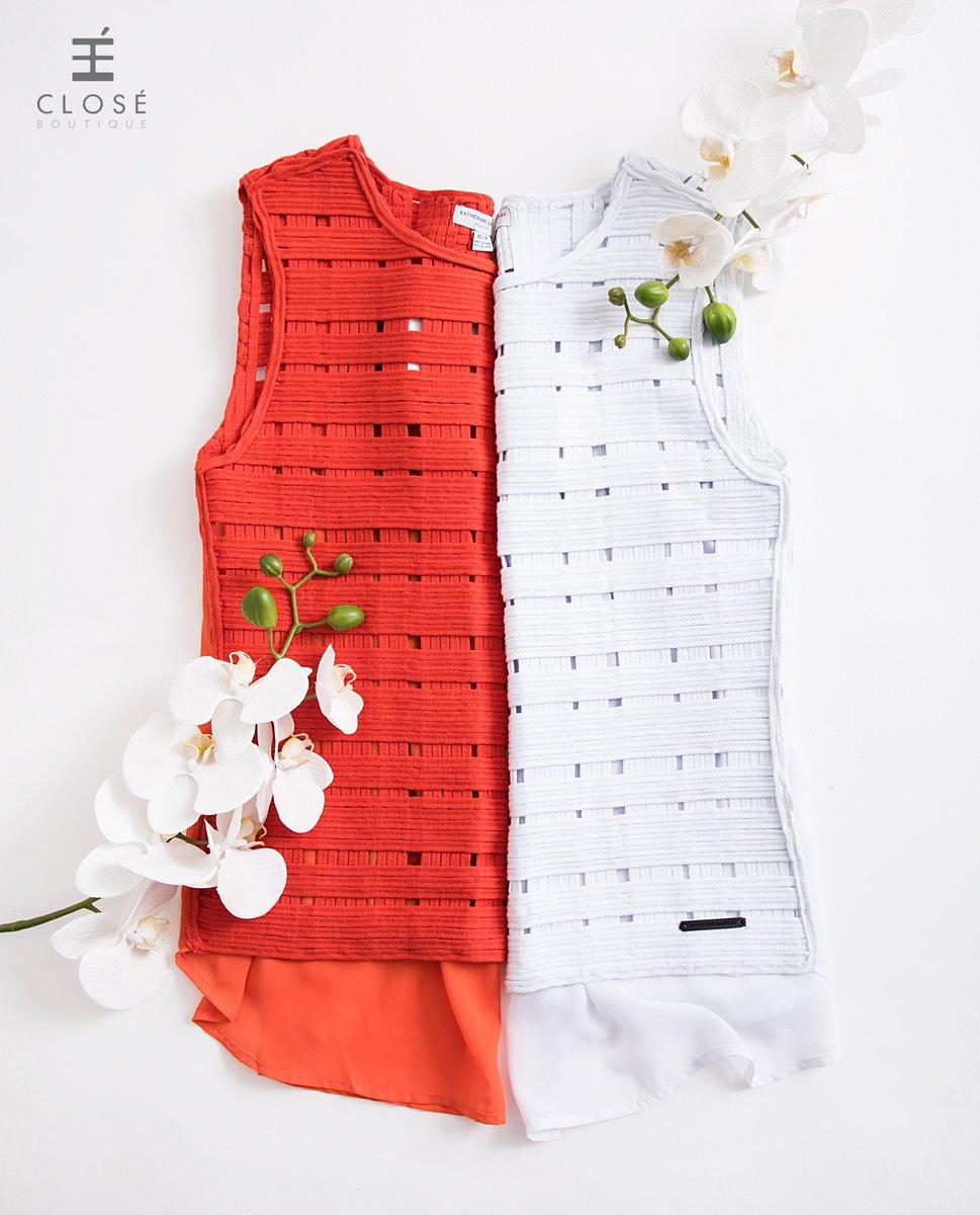 La #blusa ideal para complementar tu #outfitdeldía seguro la encuentras en Closé. #SeeNowBuyNow #DressInStyle https://t.co/wTtxsCcBy5