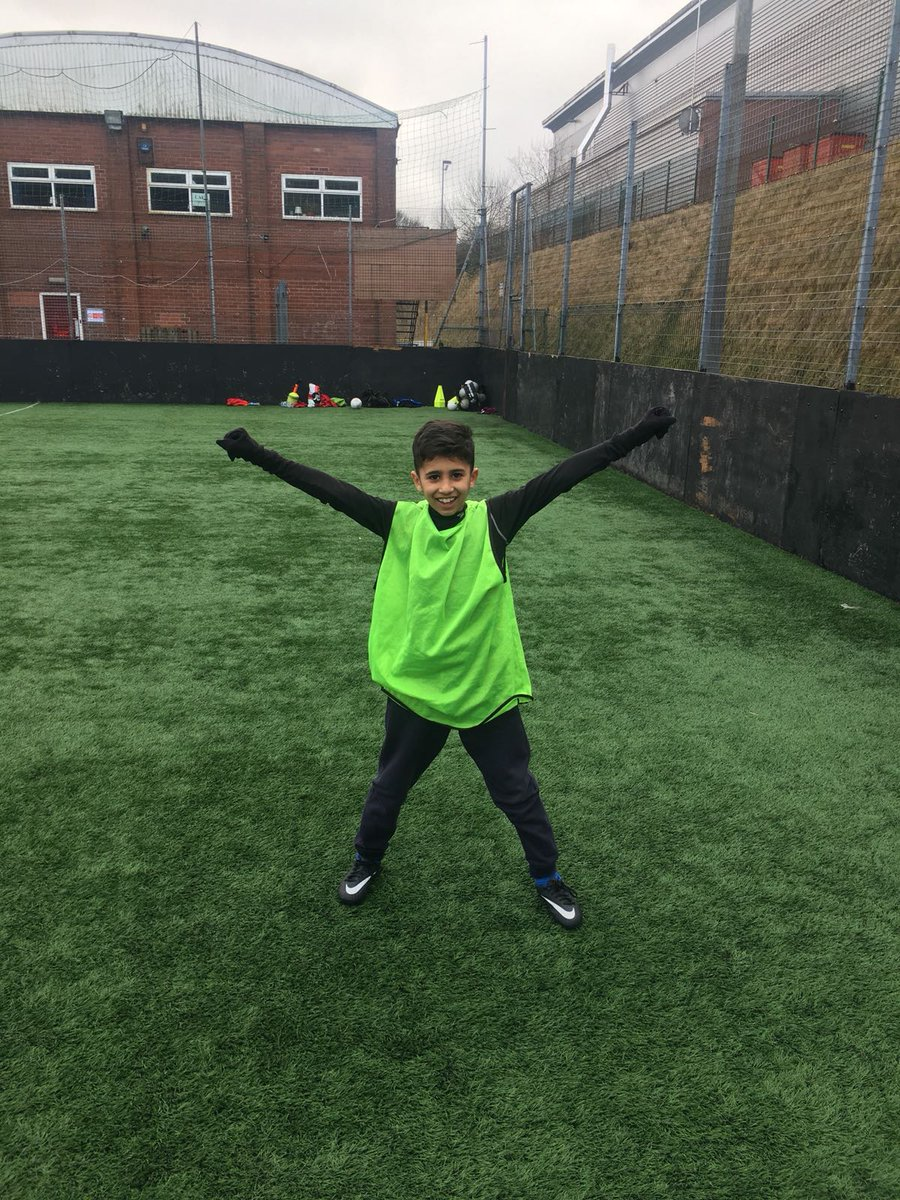 @Tiki_Taka_Fa  Soccer Camp Day 2 DONE AND DUSTED! The fun continues this week @BurndenPark . Contact 07527 256029 to book a place.
