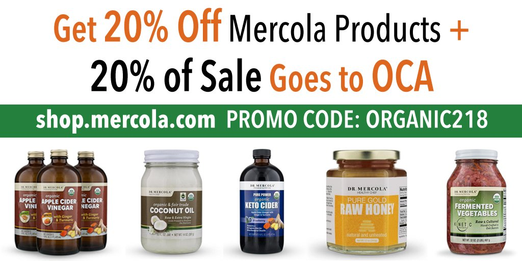 Mercola coupon code